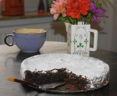 Schokokuchen Schokoladenkuchen Tarte Naschen SChwangerschaft