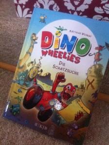 Dinosaurier Buch