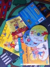 Wenn Musik läuft, ist es bei uns meistens Kindermusik...
