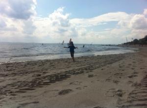 Strandtag Wochenende mit Kindern Ausflugstipp