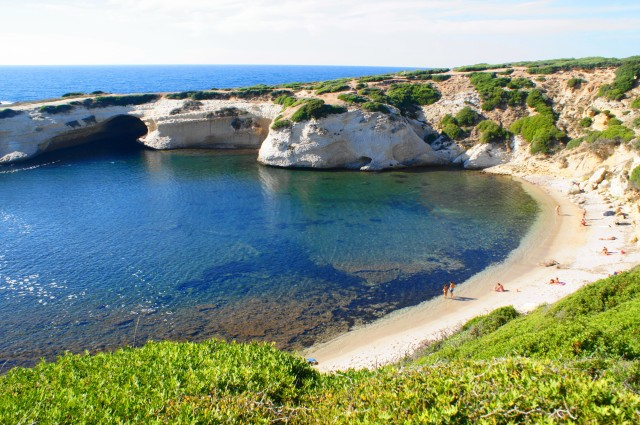 S'archittu Sardinien Familienurlaub