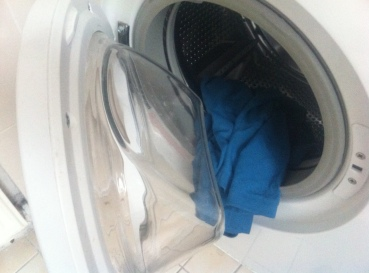 Waschmaschine Wäscheberge Mamablog