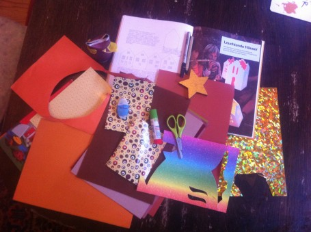 Weihnachtsbasteln, Basteln mit Kindern, Basteln für Anfänger