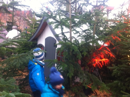 Lübecker Weihnachtsmarkt, Familienweihnachtsmarkt, Weihnachtsmarkt mit Kindern