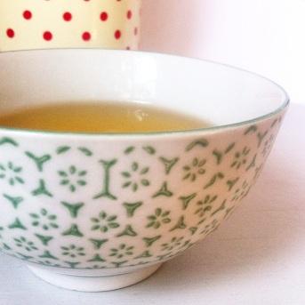 Grüner Tee, Teetasse, Schlafmangel, Durchschlafen