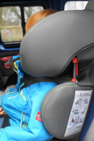 Takata, Kindersitz, Autositz, Isofix