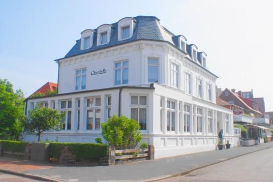 Hotel Pension Villa Charlotte Juist