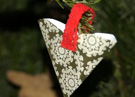 Skandinavischer Weihnachtsbaumschmuck