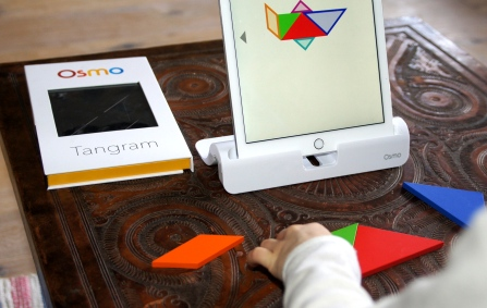 Digitale Medien und Kinder, Play Osmo