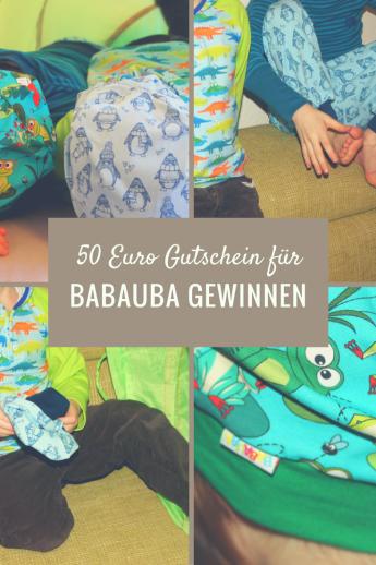 Babauba Kindermode Gewinnspiel