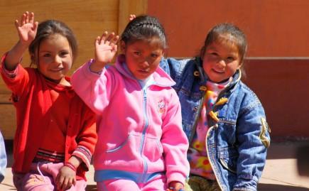 Pekip in den Anden