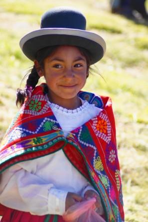 Cusco Anden Kinder
