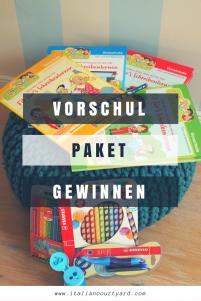 Ein großes Vorschulapaket von Stabilo mit Schreiblernbüchern, Filzstiften, Buntstiften, Anspitzer, Bleistift und Tintenroller gibt es zu gewinnen.