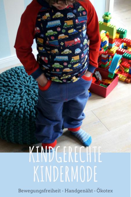 Kindermode, die mitdenkt: Bequeme Babymode mit Bewegungsfreiheit.Ökotex und handgenähte Kinderkleidung vom Label Curious and Cute. Für Kinder unter 3, Babys und bis 5 Jahre.