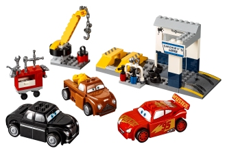 10743_LEGO Juniors_Smokeys Garage_Produkt