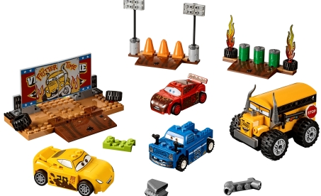 Lego juniors Set gewinnen