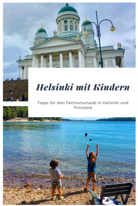 Tipps für die Reise nach Helsinki und Finnland mit Kindern: Nicht nur für den Familienurlaub ist Helsinki ein tolles Reiseziel!