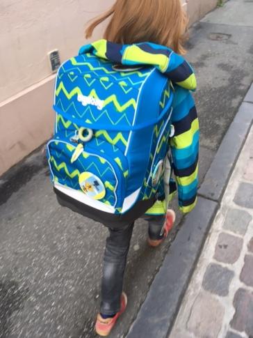 SChulbeginn: Fazit über die ersten Schultage nach der Einschulung