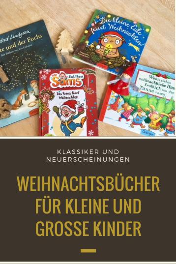 Weihnachtsbücher für Kinder: Klassiker und Neuerscheinungen aus dem Oeetinger Verlag, mit Verlosung. Kinderbücher für die Adventszeit, auch Geschenktipp zum Nikolaus. #weihnachten #kinderbücher