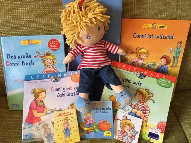 Meine Freundin Conni 25 JAhre Kinderbuch