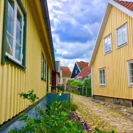 Kivik in Österlen, Skane - eine Perle und Schweden Reisetipp
