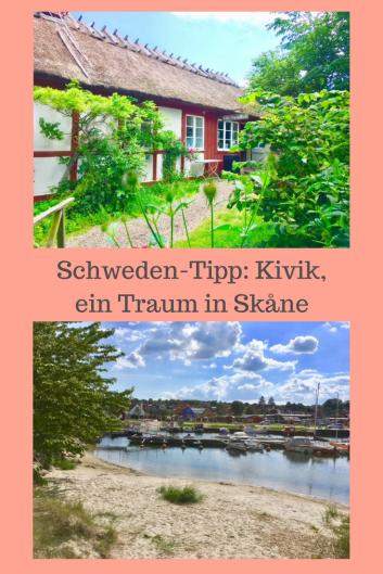 Reisetipp Kivik: Im Süden von Schweden, in Österlen / Skane gelegen. Kleiner Ort ,traumhaft schön, traumhafte Landschaft. Nicht nur für den Familienurlaub auch für den Urlaub mit Wohnmobil ideal. #schweden #urlaub